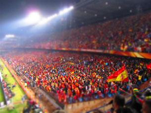 A Espanha foi eliminada do Mundial 2014 ao cabo de duas jornadas Foto: Vark1/Flickr