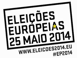 As urnas abrem domingo para o país eleger 21 representantes no Parlamento Europeu Foto:DR