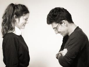 Filipa Frois Almeida e Hugo Reis é a dupla que constitui a Fahr 021.3 Foto: DR