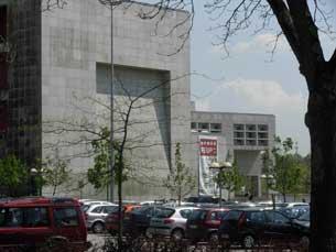 Assaltos ocorreram no pólo universitário da Asprela Foto: Joana Teixeira/Arquivo JPN