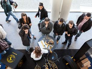 Mais de 70 empresas estarão na Faculdade de Engenharia da Universidade do Porto com o objetivo de recrutar novos talentos Foto: DR