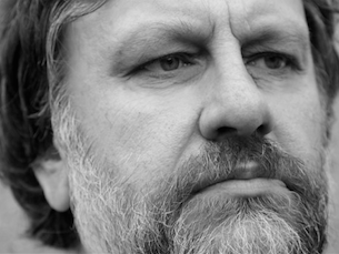 The Freedom of a Forced Choice é o tema da conferência do esloveno Slavoj Zizek, este sábado, na FBAUP Foto: DR