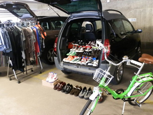"O formato ""Car Boot Sale"" está de volta ao Silo Auto neste sábado, 15 de novembro Foto: Arquivo JPN"
