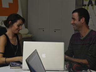 No terceiro dia de Futureplaces, os participantes pensaram na comunicação uns com os outros