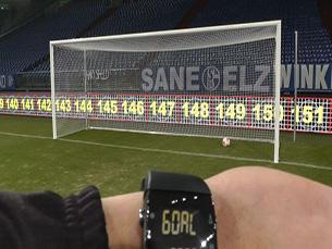 Goal Control é o novo sistema tecnológico utilizado no Mundial Foto: DR