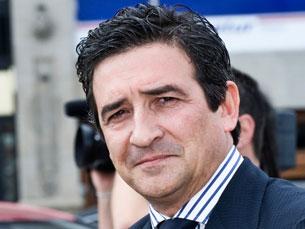 """Ignacio Samper realça a """"falta de formação"""" para o que é feito no Parlamento Europeu Foto: DR"""