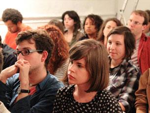 """Com o tema """"Regresso ao Futuro"""", o Ignite Porto quer ouvir as perspetivas dos participantes sobre o que aí vem Foto: uniondocs/Flickr"""