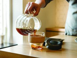 KeepCup Brew Cork, um copo de vidro para transportar café Foto: DR