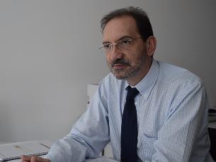 """Patrício Soares da Silva, coordenador do grupo, já não acredita numa mudança de resultado, mas continua """"à espera de resposta à contestação"""" que levaram a cabo Foto: Liliana Pinho"""
