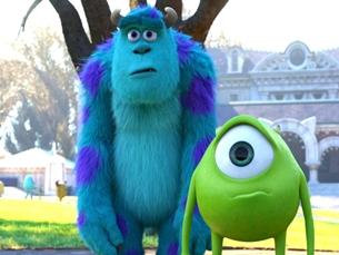 """As personagens de """"Monstros e Companhia"""" foram criadas com o software RenderMan Foto: DR"""