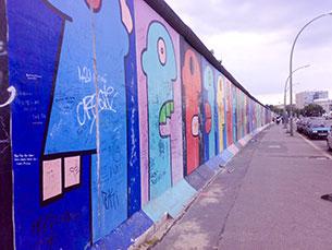 """As opiniões dividem-se acerca da existência atual de outros """"muros"""", na Alemanha"""