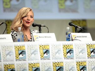 """Natalie Dormer , que esteve recentemente em """"The Hunger Games"""", é das presenças em destaque Foto: Gage Skidmore/Flickr"""