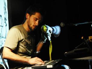 Noiserv já esteve no Primavera Sound, como membro dos You Can't Win, Charlie Brown Foto: DR