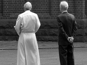 O Papa Francisco deixou em aberto a discussão sobre o celibato dos sacerdotes Foto:qthelights81 / Flickr