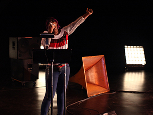 Barreto Xavier destacou a necessidade de promover a mobilidade dos artistas Foto: Arquivo JPN