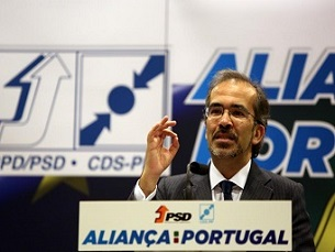 """Paulo Rangel aponta a """"credibilidade"""" dos partidos da Aliança Portugal como uma mais"""