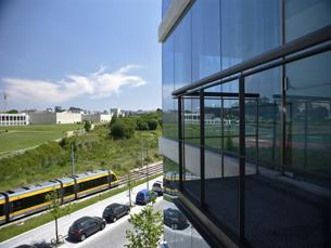 Além de um total de 165 empresas criadas e de mais de 1200 postos de trabalho, o UPTEC é também sede de 21 centros de inovação Foto: DR/UPTEC