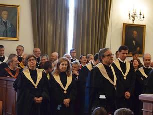 Na cerimónia estiveram presentes várias personalidades da cidade do Porto e do país Foto: Sara Gerivaz