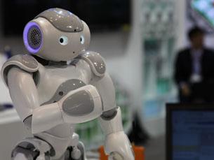 Em 2020, o mercado mundial de robôs deverá ultrapassar os 60 milhões de euros Foto: spaceyjessie / Flickr