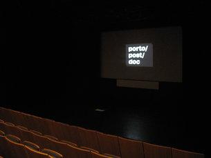 O festival de cinema documental Porto/Post/Doc ocupa, além do Teatro Rivoli, o Cinema Passos Manuel e o Maus Hábitos Foto: Tiago Vaz