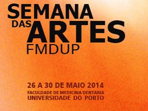 """A """"Semana das Artes"""" decorre anualmente na FMDUP Foto: DR"""