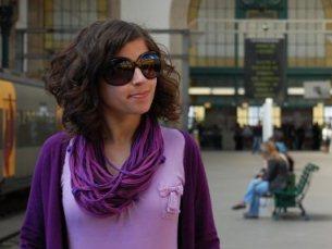 Sofia Gomes está a preparar a abertura de uma loja online onde vai vender as suas peças Foto: DR