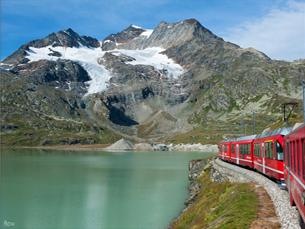A Suíça está no topo das preferências de Florian Foto: Florian Weber