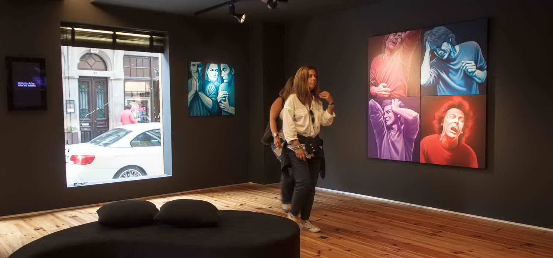 Galeria Miguel Bombarda