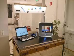 A Beethefirst é a primeira impressora 3D portuguesa, criada pela Beeverycreative Foto: Creative Tools/Flickr