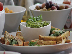 Os restaurantes vegetarianos são cada vez mais uma opção para os portuenses Foto: Telma Parada