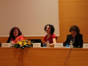 """O terceiro encontro """"Vozes do Silêncio"""" teve sala cheia no Museu Soares dos Reis Foto: Simão Freitas"""