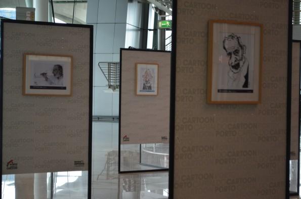 A exposição quer homenagear o vencedor do  Pritzker em 92.