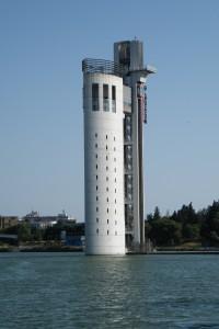 Torre Schindler, Sevilla