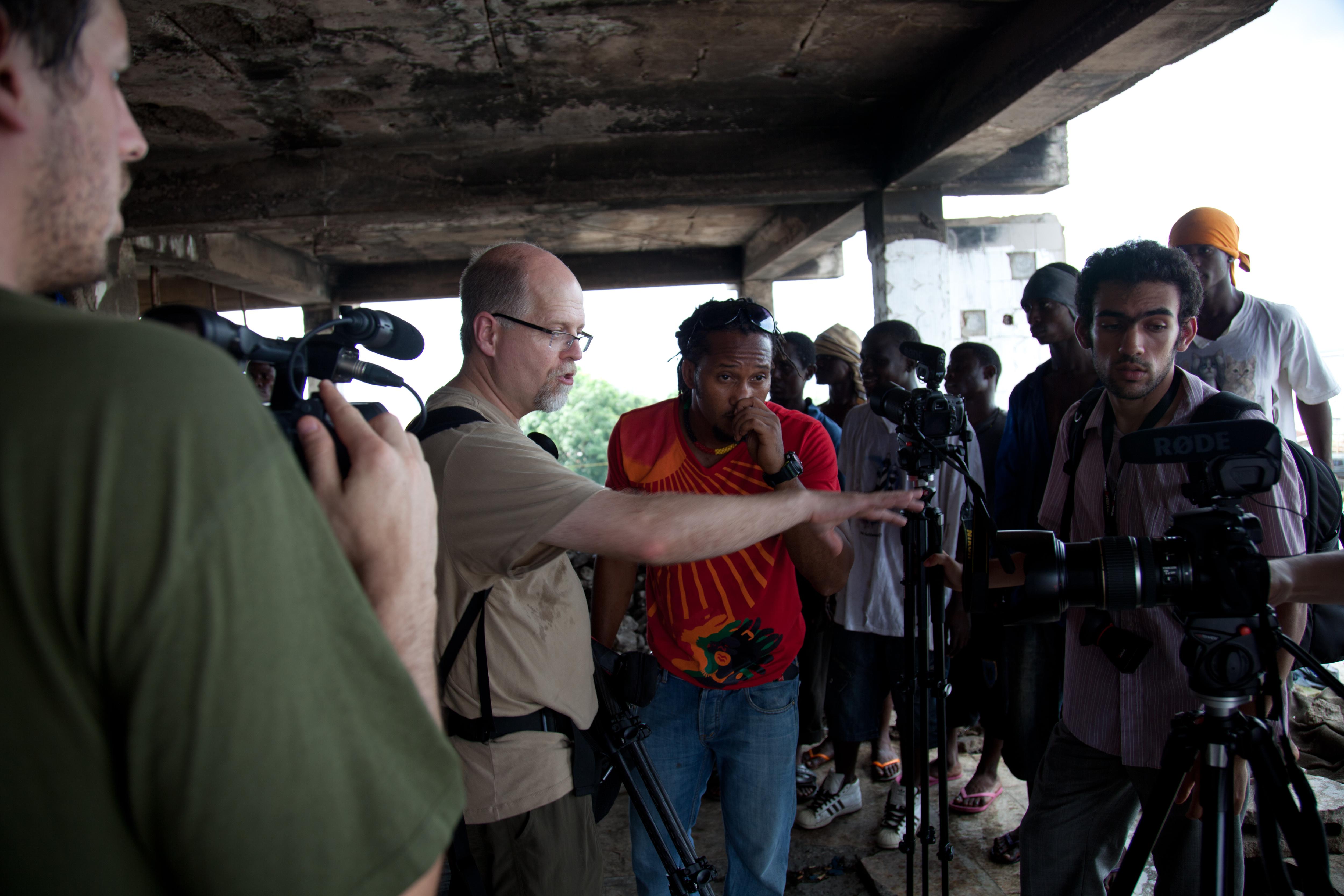 Jornalistas de guerra