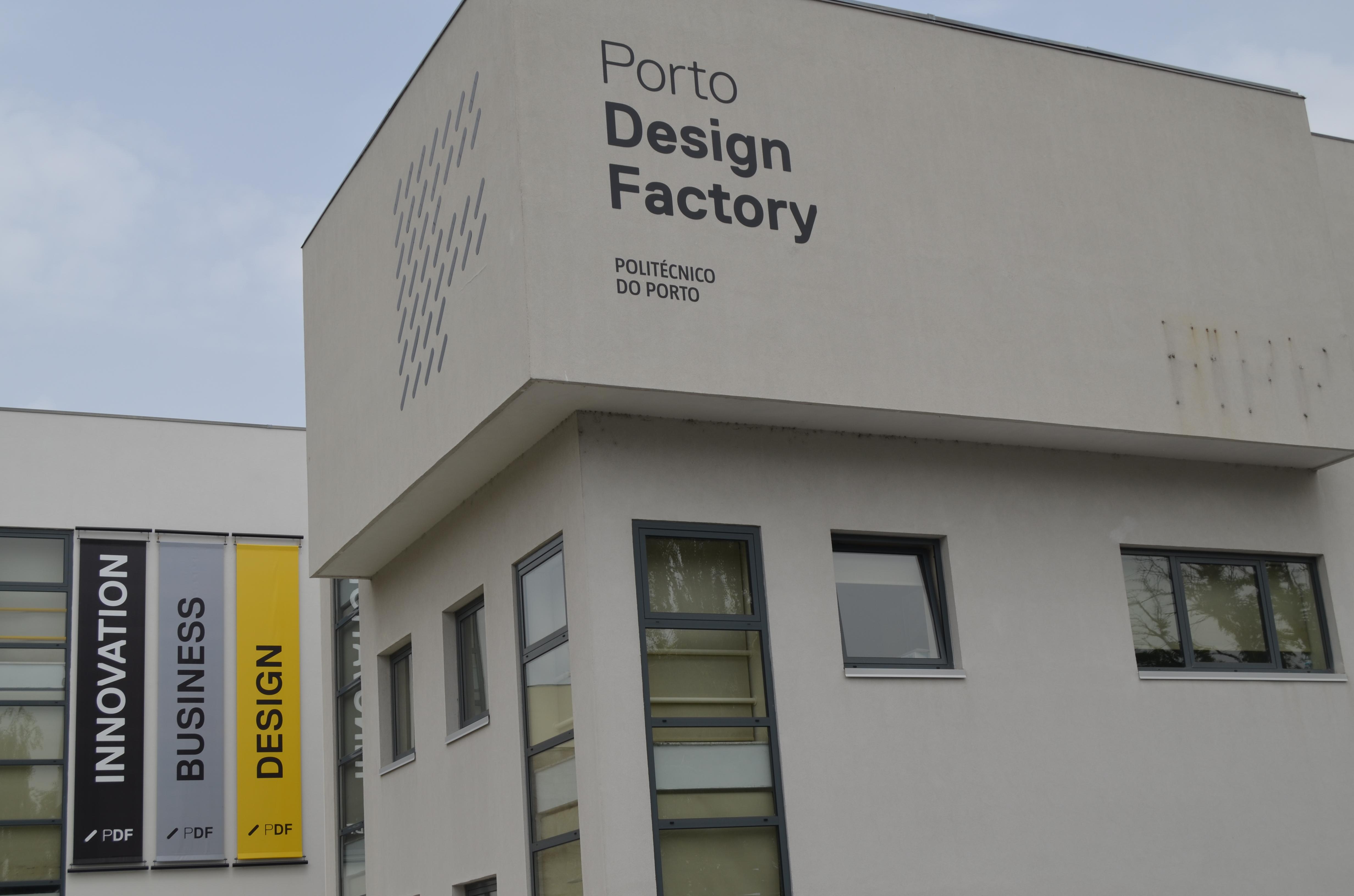Porto design factory aposta na educa o a partir da paix o for Politecnico design