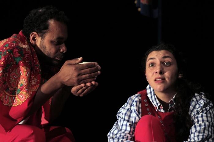 A companhia Teatro Art'Imagem ficará encarregue do espetáculo