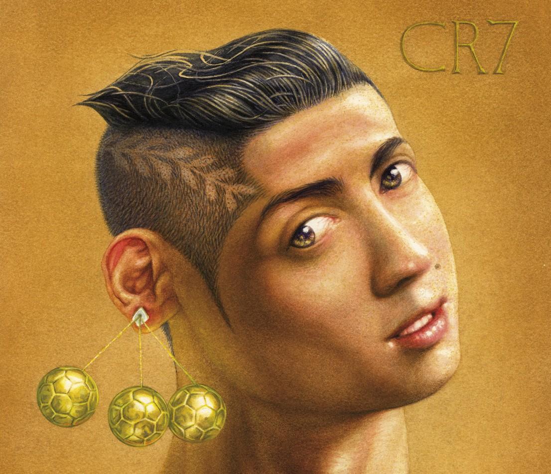 Ronaldo, por Krzysztof Grzondziel