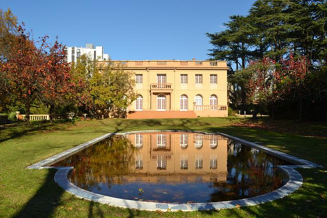 Jardim da Casa das Artes