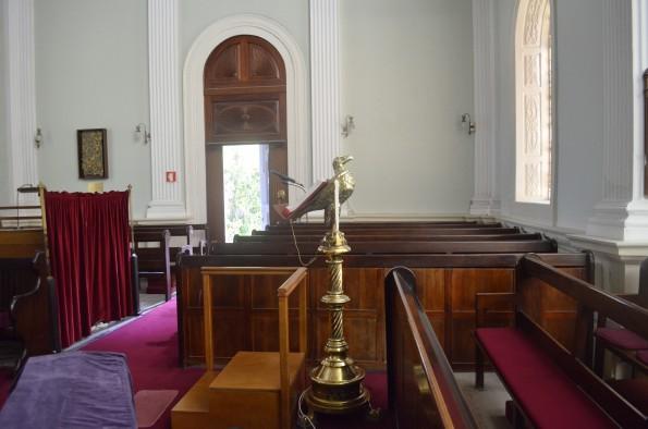Ala da Igreja de Saint James