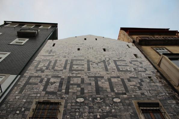 """""""Quem és Porto?"""" de Miguel Januário"""