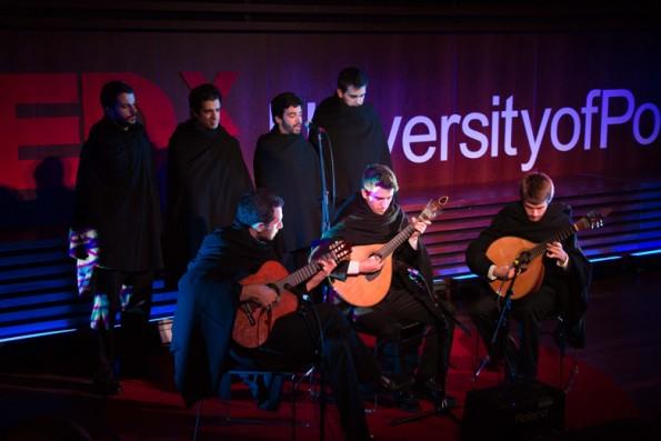 Atuação do Grupo de Fado do Orfeão Universitário do Porto