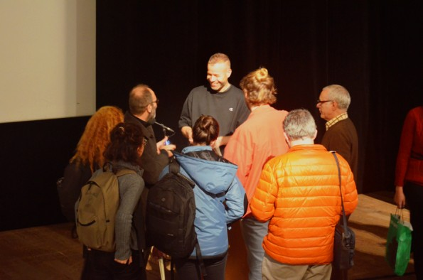 "Conferência ""Felicidade sem título"" com Wolfgang Tillmans"