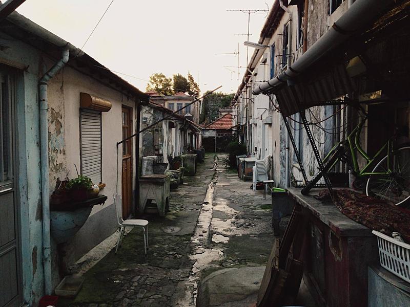 cidade das traseiras
