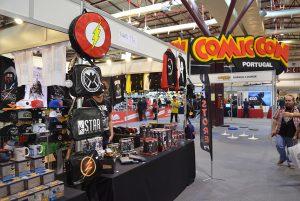As exposições fazem parte da convenção anual.