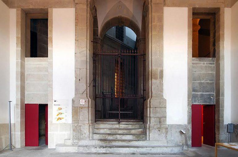 O Centro Português de Fotografia está instalado na antiga Cadeia da Relação do Porto