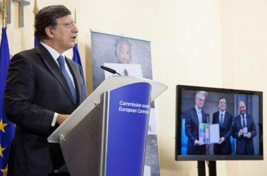 Durão Barroso vai estar presente esta quinta-feira na conferência sobre os desafios da Europa