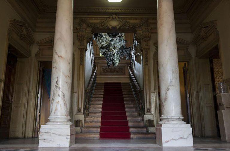 """A mostra """"Aqui Fora"""" é inaugurada esta sexta-feira no Palacete Pinto Leite"""