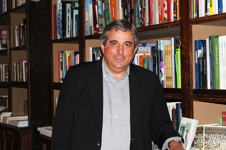 José Manuel Lello é bisneto de um dos fundadores da livraria que mais dá que falar no Porto