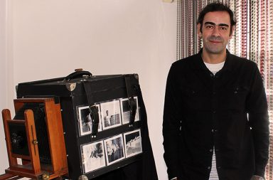 Cristiano Pereira é o diretor artístico de um novo espaço dedicado à fotografia e ao cinema no Porto