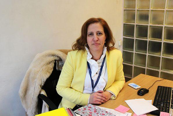 Sandra Arouca é diretora da Casa da Rua